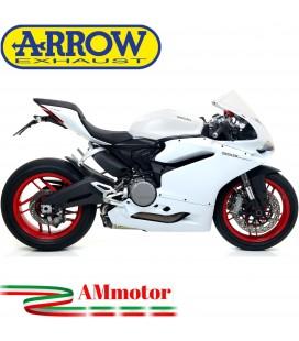 Arrow Ducati Panigale 959 16 - 2019 Terminali Di Scarico Moto Marmitte Works Titanio