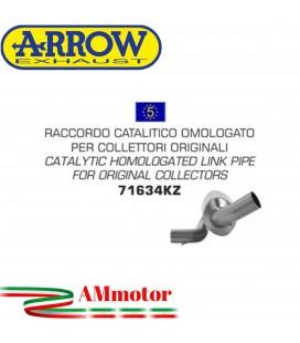 Raccordo Catalitico Ducati Scrambler 800 15 - 2016 Arrow Moto Per Collettori Omologato