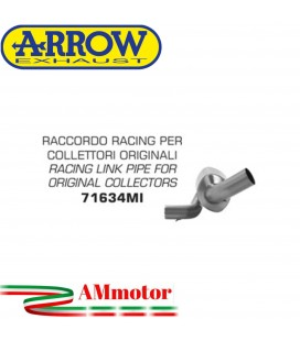 Raccordo Racing Ducati Scrambler 800 15 - 2016 Arrow Moto Per Collettori