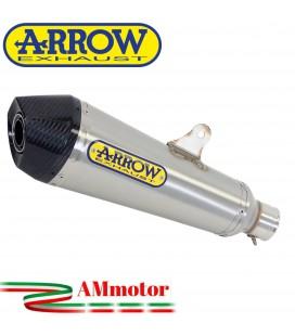 Terminale Di Scarico Arrow Honda CB 125 R 18 - 2020 Slip-On X-Kone Moto