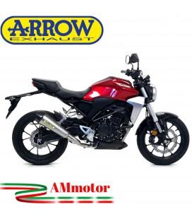 Terminale Di Scarico Arrow Honda CB 300 R 18 - 2020 Slip-On X-Kone Moto