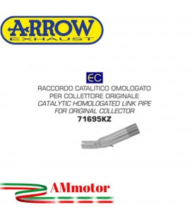 Raccordo Catalitico Honda CB 300 R 18 - 2020 Arrow Moto Per Collettori