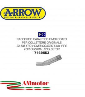 Raccordo Catalitico Honda CB 300 R 18 - 2020 Arrow Moto Per Collettori