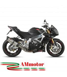 Mivv Aprilia Tuono V4 Aprc Terminale Di Scarico Moto Marmitta Suono Inox