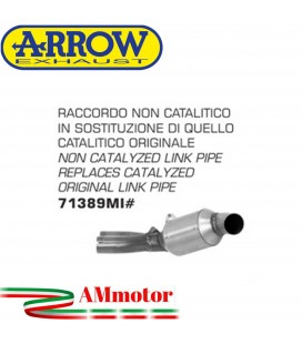 Raccordo Centrale Racing Honda CB 1000 R 08 - 2016 Arrow Moto Per Collettori