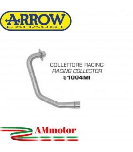 Honda Cbf 125 09 - 2014 Arrow Moto Collettore Di Scarico Racing