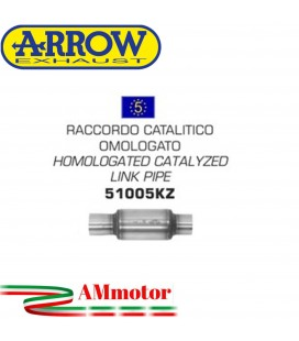 Raccordo Catalitico Honda Cbf 125 09 - 2014 Arrow Moto Per Collettori