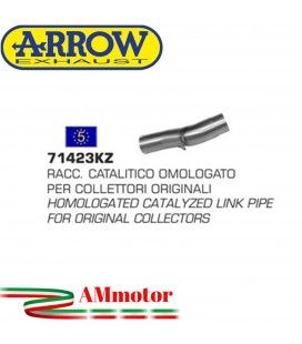 Raccordo Catalitico Honda Cbf 1000 / Cbf 1000 ST 10 - 2013 Arrow Moto Per Collettori