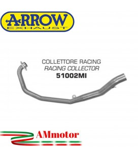 Honda Cbr 125 R 04 - 2006 Arrow Moto Collettore Di Scarico Racing