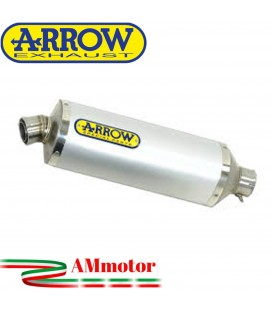 Terminale Di Scarico Arrow Honda Cbr 600 F Sport 01 - 2003 Slip-On Race-Tech Alluminio Moto