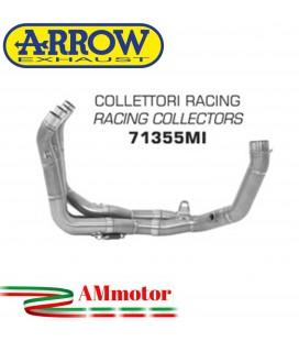Honda Cbr 600 RR 07 - 2008 Arrow Moto Collettori Di Scarico Racing