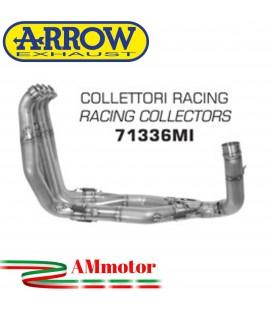 Honda Cbr 1000 RR 06 - 2007 Arrow Moto Collettori Di Scarico Racing