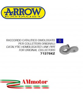 Raccordo Catalitico Honda Cbr 1000 RR 08 - 2011 Arrow Moto Per Collettori Originali