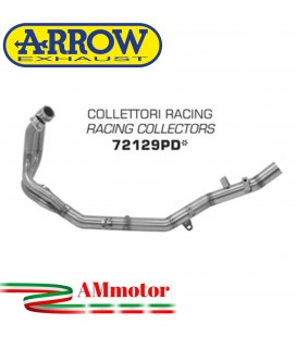 Honda Crf 1000L Africa Twin 16 - 2019 Arrow Moto Collettori Di Scarico Racing