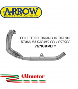 Honda Crf 1100L Africa Twin 2020 Arrow Moto Collettori Di Scarico Racing In Titanio