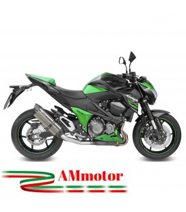 Mivv Kawasaki Z 800 Terminale Di Scarico Marmitta Suono Inox Moto Omologato