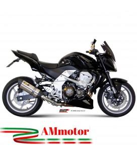 Mivv Kawasaki Z 750 Terminale Di Scarico Marmitta Suono Inox Moto