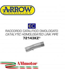 Raccordo Catalitico Husqvarna 701 Enduro / Supermoto Arrow Moto Per Collettori