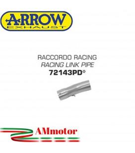 Raccordo Racing Husqvarna 701 Enduro / Supermoto 17 - 2020 Arrow Moto Per Collettori