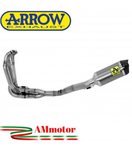 Arrow Kawasaki ZX-6R 09 - 2016 Kit Completo Competion Con Terminale Race-Tech Titanio
