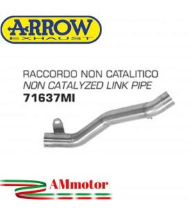 Raccordo Kawasaki ZX-10R 16 - 2019 Arrow Moto Per Terminali Arrow Non Catalitico