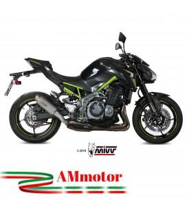 Mivv Kawasaki Z 900 Terminale Di Scarico Marmitta Gp Pro Titanio Moto Omologato