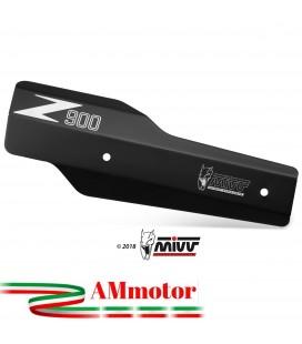 Cover Mivv In Acciaio Black Per Scarico Kawasaki Z 900 Moto