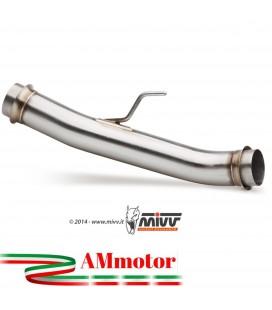 Ktm 1290 Superduke Mivv Tubo Elimina Kat Catalizzatore Moto Collettore Scarico