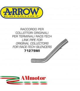 Raccordo Kawasaki Z 750 04 - 2006 Arrow Moto Per Collettori Originali Per Terminali Race-Tech