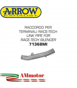 Raccordo Kawasaki Z 750 R 11 - 2014 Arrow Moto Per Terminali Race-Tech