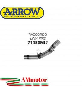 Raccordo Kawasaki Z 800 E 13 - 2016 Arrow Moto Per Terminali Race-Tech / X-Kone