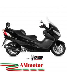 Scarico Completo Mivv Suzuki Burgman 400 Terminale Urban Inox Moto Scooter