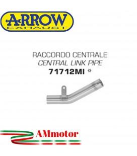 Raccordo Centrale Kawasaki ZX-6R 636 19 - 2020 Arrow Moto Tubo Elimina Catalizzatore