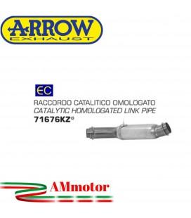 Raccordo Ktm 1290 SuperDuke 17 - 2019 Arrow Moto Catalitico Omologato