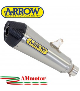 Terminale Di Scarico Arrow Ktm 1290 Superduke GT 17 - 2018 Slip-On X-Kone Moto