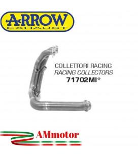 Ktm 790 Duke 18 - 2020 Arrow Moto Collettori Di Scarico Racing In Acciaio