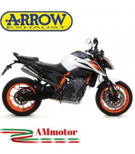 Terminali Di Scarico Arrow Ktm 890 Duke R 2020 2 Slip-On Pro-Race Titanio Moto