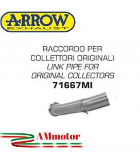 Raccordo Ktm RC 125 17 - 2020 Arrow Moto Per Collettori Originali