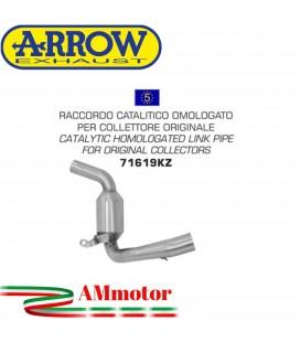 Raccordo Ktm RC 390 15 - 2016 Arrow Moto Catalitico Omologato