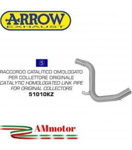 Raccordo Ktm Duke 125 11 - 2016 Arrow Moto Catalitico Omologato