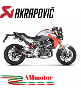 Akrapovic Bmw F 900 R Terminale Di Scarico Slip-On Line Titanio Moto Racing