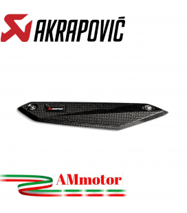Akrapovic Bmw F 900 R Paracalore In Carbonio Per Terminale Moto