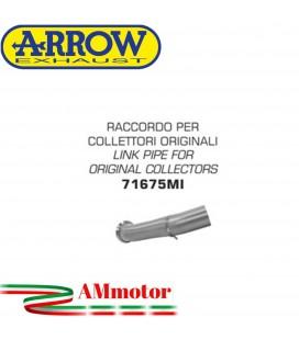 Raccordo Ktm Duke 390 17 - 2020 Arrow Moto Per Collettori Originali