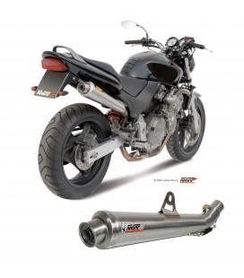 Mivv Honda Hornet 600 Terminale Di Scarico X-Cone Inox Moto