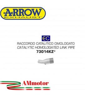 Raccordo Kymco AK 550 17 - 2020 Arrow Moto Catalitico Omologato