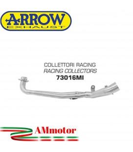 Kymco AK 550 17 - 2020 Arrow Moto Collettori Di Scarico Racing In Acciaio