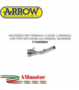 Raccordo Suzuki Gsr 750 11 - 2016 Arrow Moto Per Terminale X-Kone E Originali