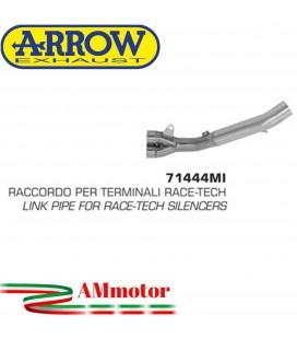 Raccordo Suzuki Gsr 750 11 - 2016 Arrow Moto Per Terminali Race-Tech Per Collettori Arrow