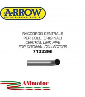 Raccordo Centrale Suzuki Gsx-R 600 06 - 2007 Arrow Moto Per Collettori Originali