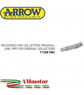 Raccordo Centrale Suzuki Gsx-R 600 08 - 2010 Arrow Moto Per Collettori Originali